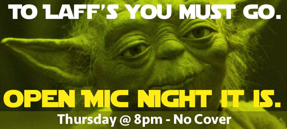 Come to Open Mic Night